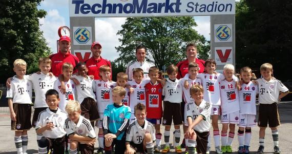bayern mnichov 0 - 1, 6 -2014, 14 miesto z 48